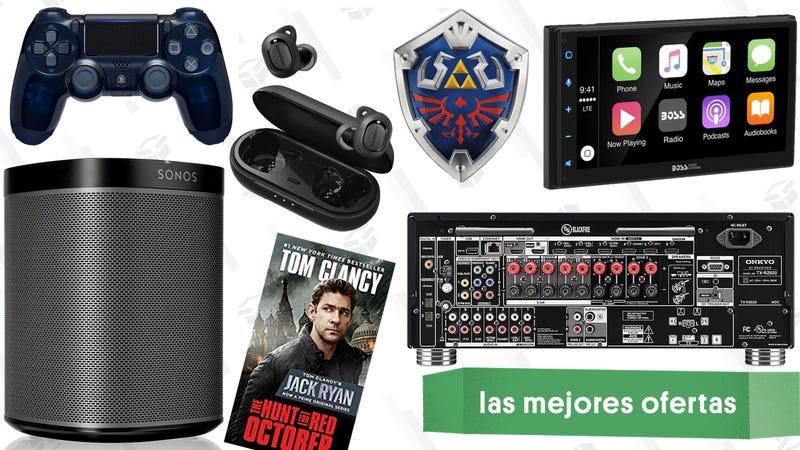 Illustration for article titled Las mejores ofertas de este viernes: Altavoces Sonos, mantas anti estrés, auriculares inalámbricos y más
