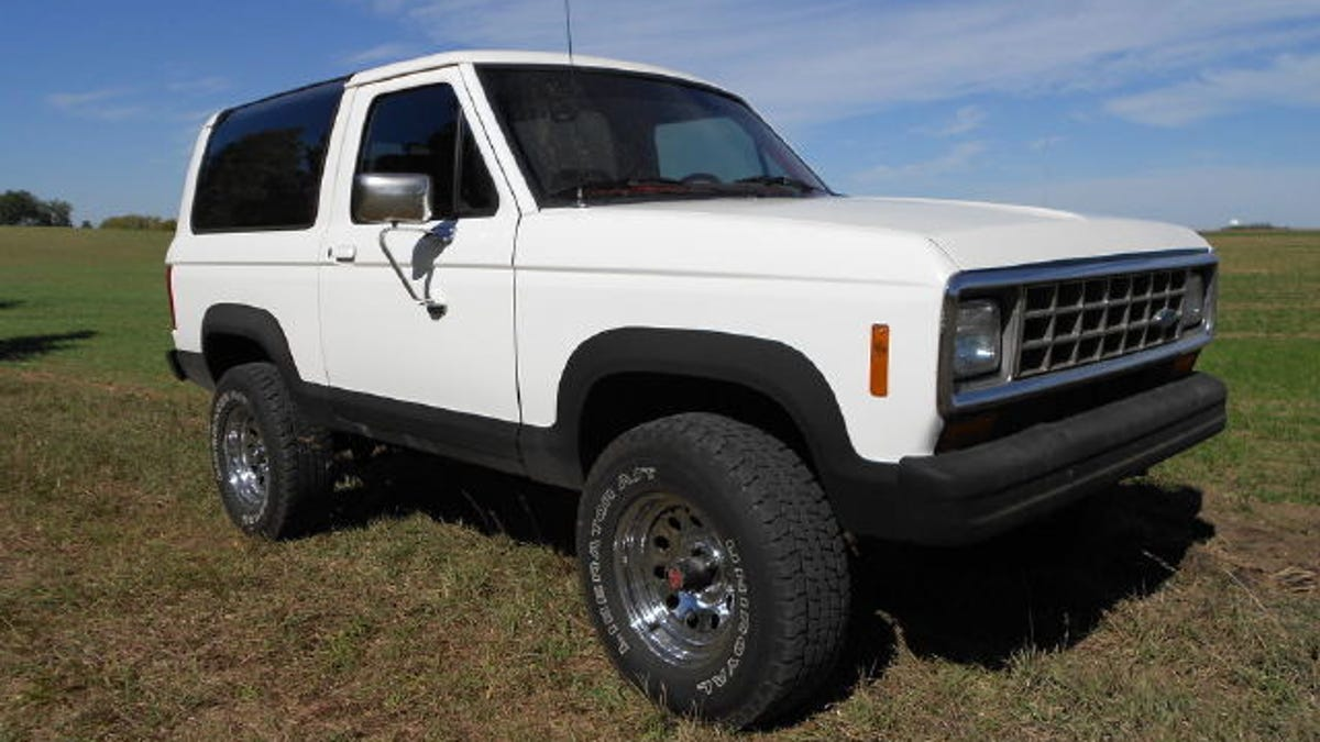 For 4250 is this bronco ii good to be true
