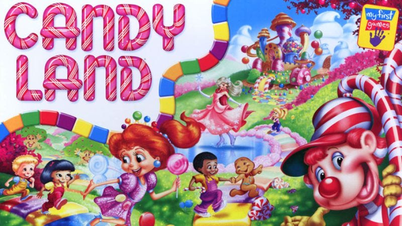 Illustration for article titled Candy Land movie will be Lord Of The Rings with candy, say makers of Candy Land movie