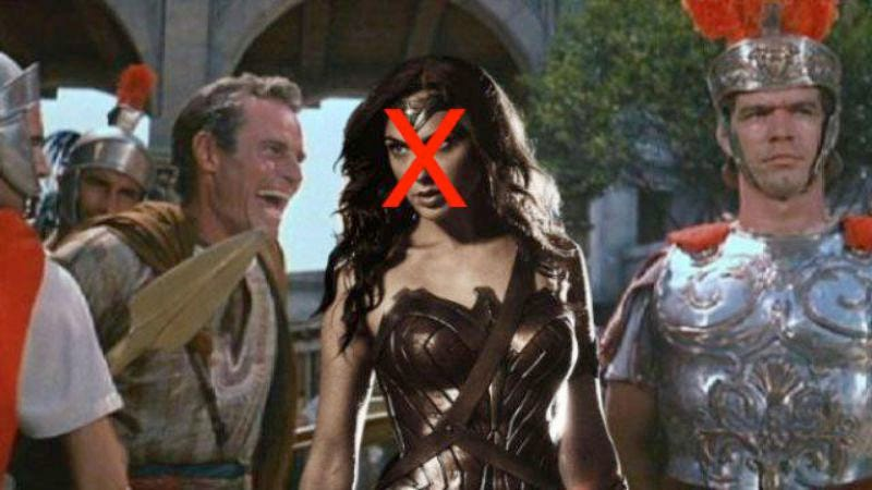 Illustration for article titled Gal Gadot reportedly passes on Ben-Hur due to scheduling conflict