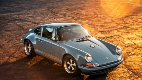 Meet The Master Craftsman Who Makes The Engines For Singer's 911s
