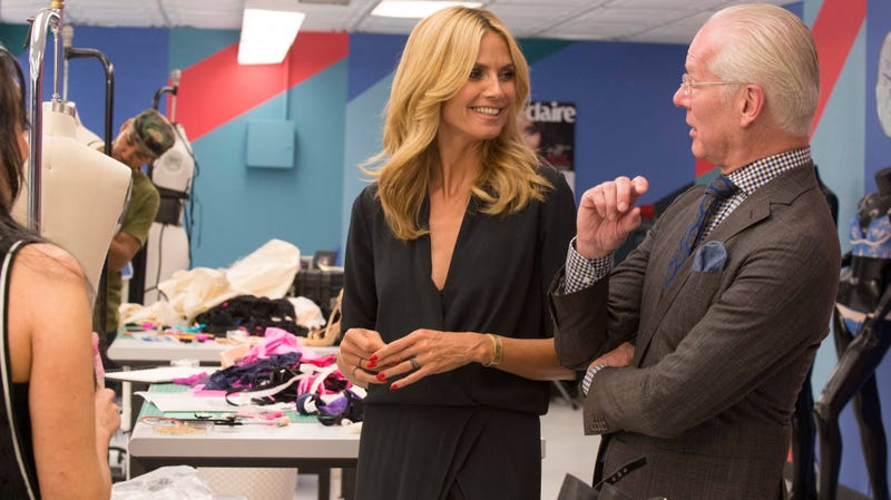 Illustration for article titled Heidi Klum and Tim Gunn are leaving Project Runway for Amazon