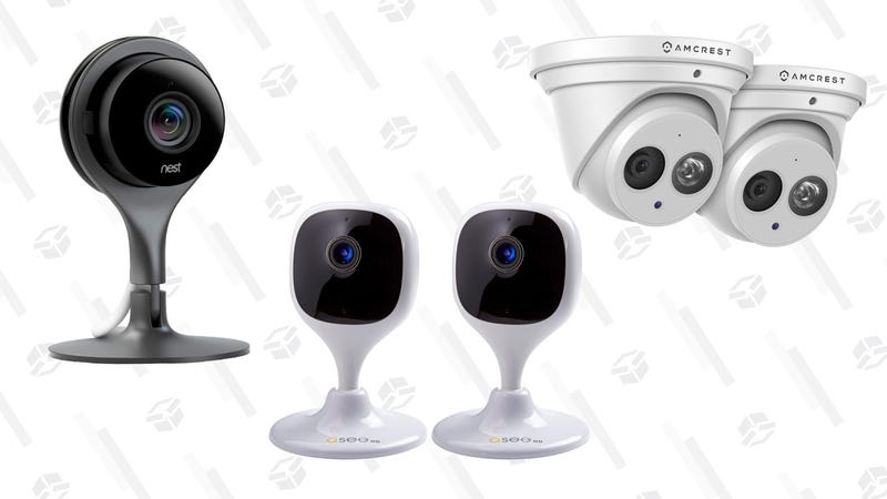 Up to 30% Off Home Security Cameras and Systems | Home Depot