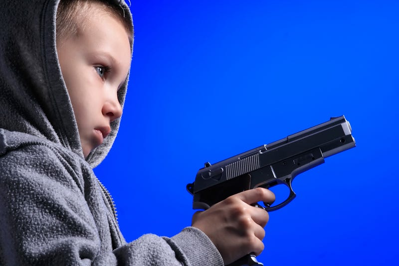 Illustration for article titled Kids are getting shot more often than we thought