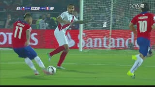 """""""An Absolute Glitterbomb"""": Chile Takes Lead On Long-Distance <i>Golazo</i>"""