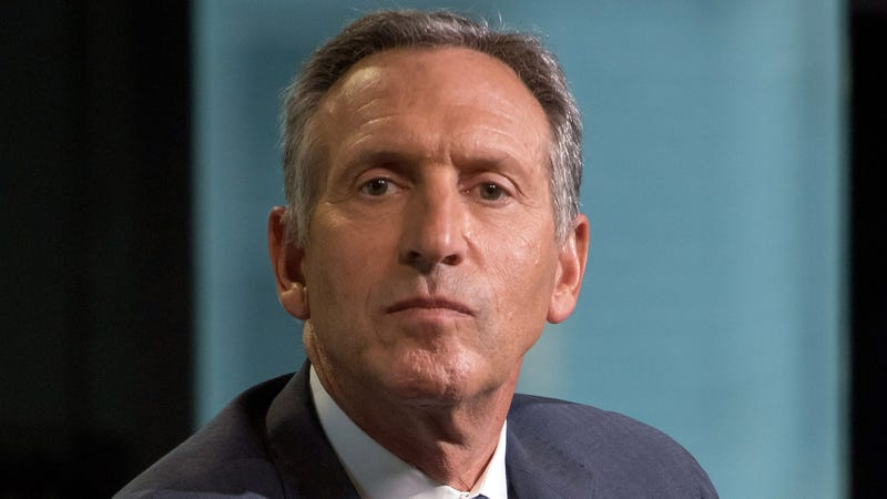 Illustration for article titled Howard Schultz Considering Independent Presidential Run After Finding No Initial Support Among Any Voter Groups