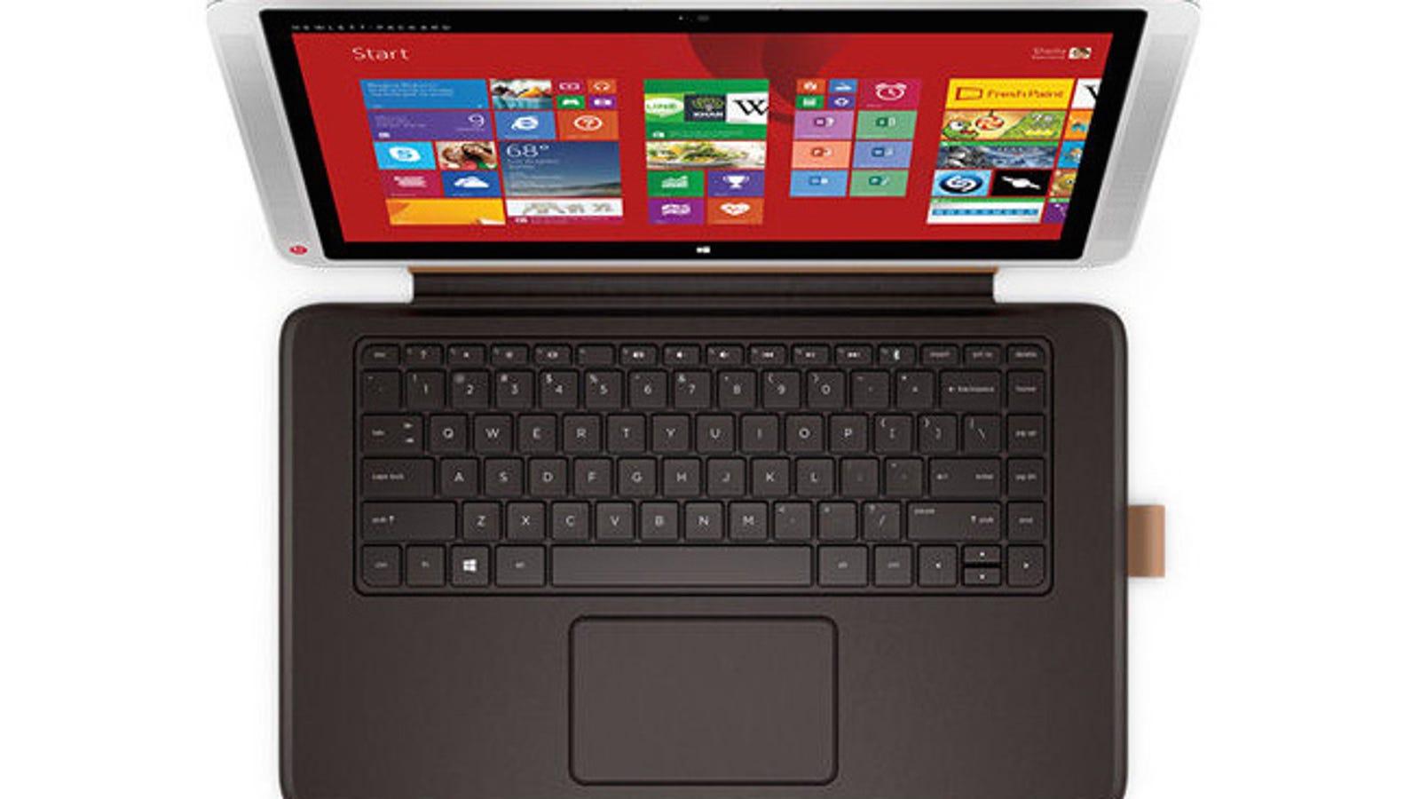 El nuevo portátil de HP es casi una réplica del Surface Pro 3