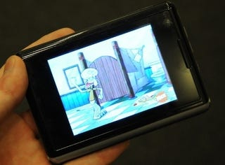 Illustration for article titled Qualcomm FLO TV Personal Television Hands On: $250 To Shut Up The Kids?