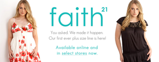 Illustration for article titled Plus-Sized Clothing Line Faith 21: Huge Fail?