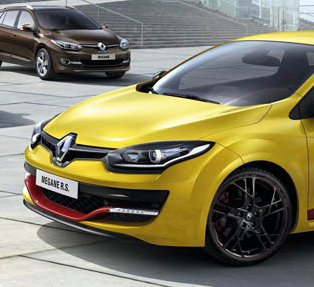 Illustration for article titled Why does the new Renault Megane have a  tongue?