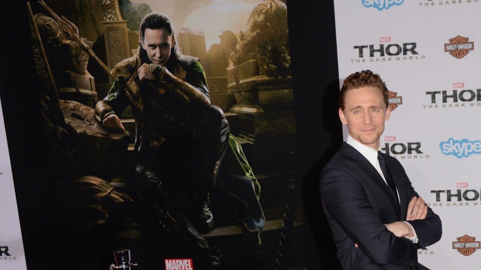 tom hiddleston sex symbol in Canberra