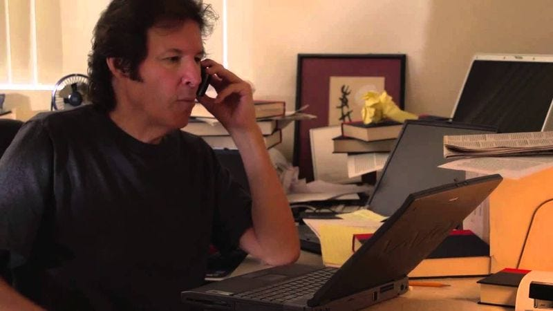 So. Many. Laptops. (Fateful Findings)