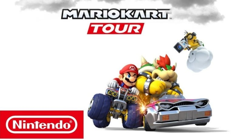 Illustration for article titled The Mystery Mushroom: My Thoughts on Mario Kart Tour After Playing in the Closed Beta
