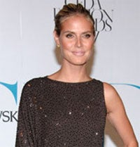 Illustration for article titled Heidi Klum Becomes More Beautiful With Each Passing Baby