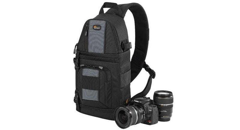 Illustration for article titled Pick Up this Photo Backpack from Lowepro for Only $50