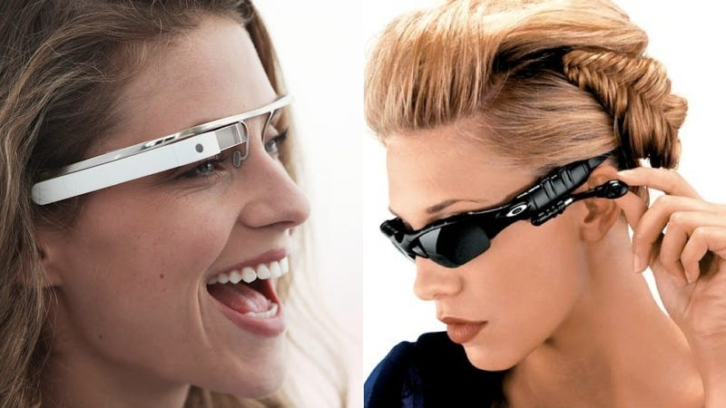 Illustration for article titled Oakley Is Making Its Own Google Glasses