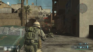 Illustration for article titled UPDATE: New Socom: Confrontation Screens