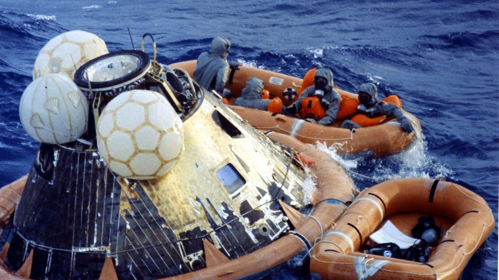 Todas las cosas malas que la NASA creía que podrían sucederle a los primeros astronautas en la Luna
