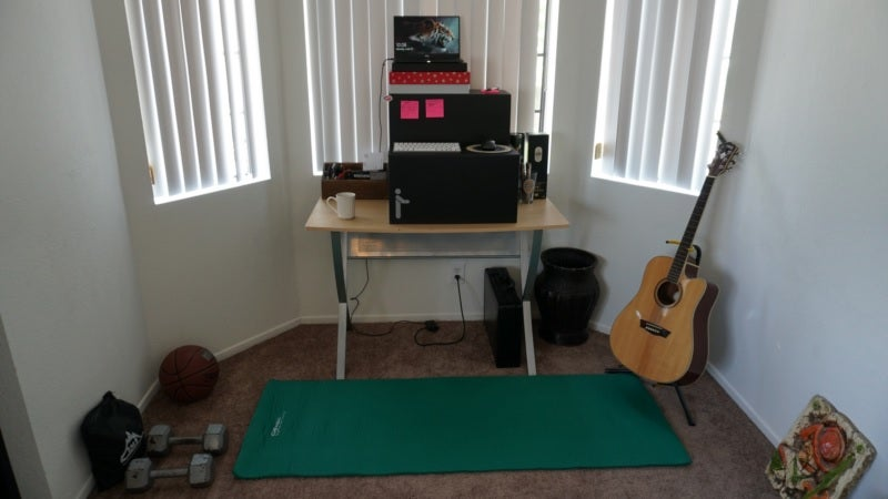 Four Things Ive Learned Using a Standing Desk