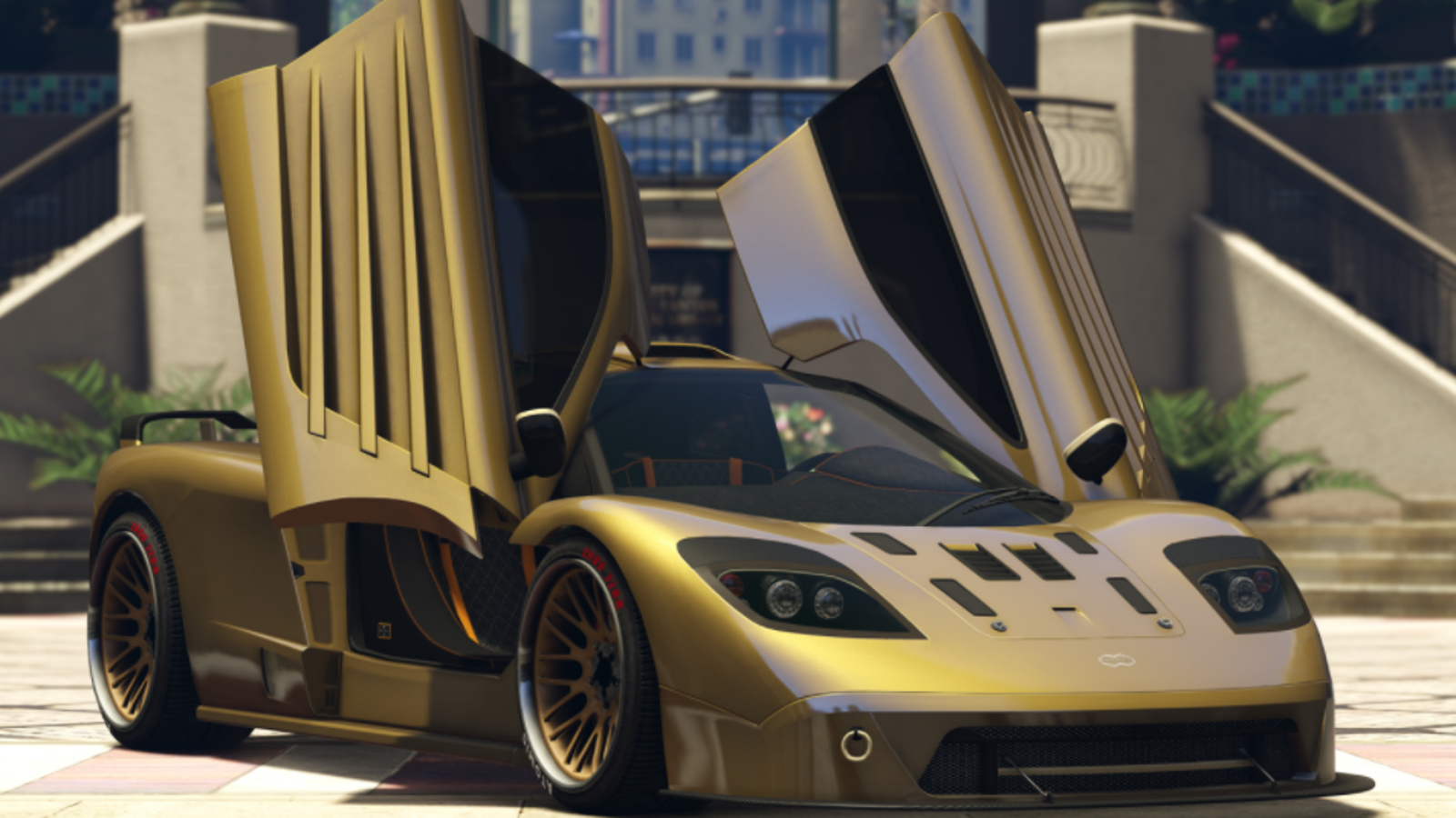 The Good And Bad Of Gta Online Four Years Later