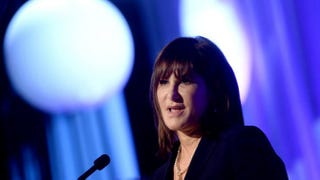 Honoree Amy Pascal attends Variety's fifth annual Power of Women event presented by Lifetime at the Beverly Wilshire hotel on Oct. 4, 2013, in Beverly Hills, Calif.Michael Buckner/Getty Images for Variety