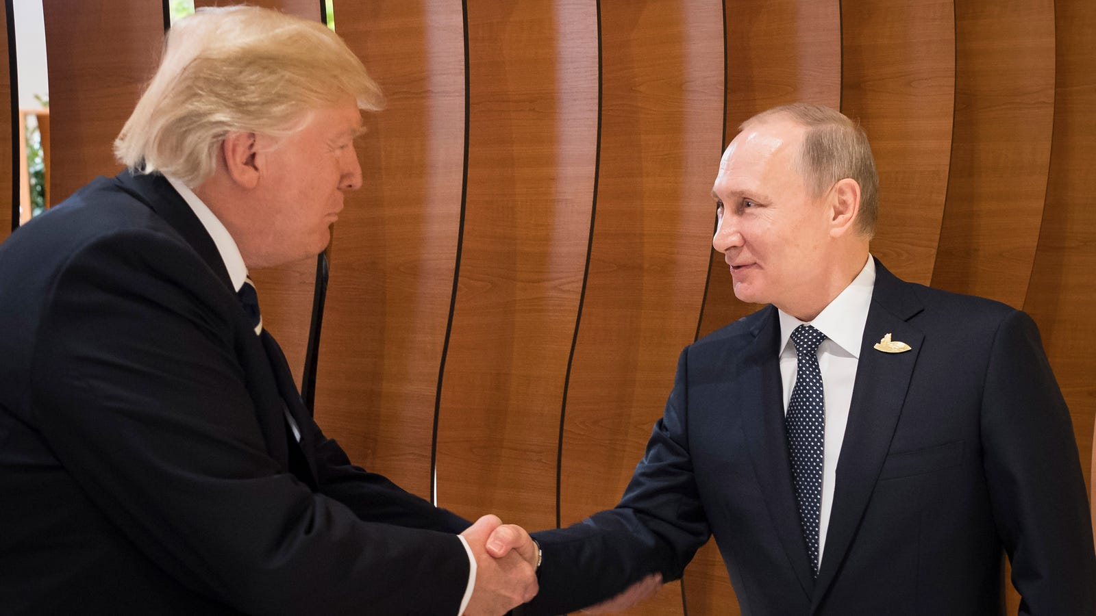 Trump Congratulates Putin on His Re-elction, Because He Loves The Russian President More Than America