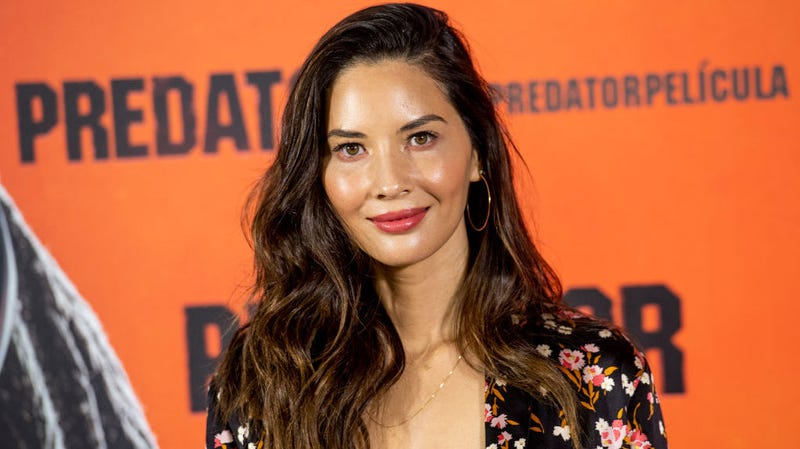 Illustration for article titled Olivia Munn will only promoteThe Predator because she's proud of the cast (and contractually obligated)