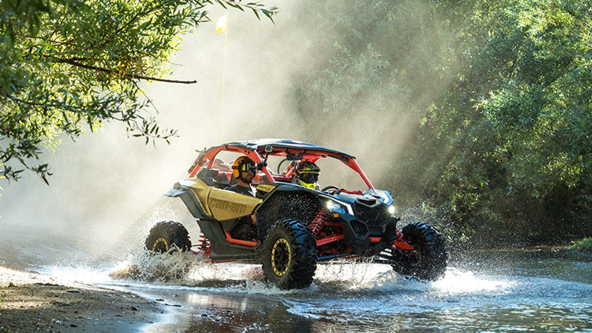 The Can-Am Maverick X3 Off-Roader Convinced Me 'Street Legal