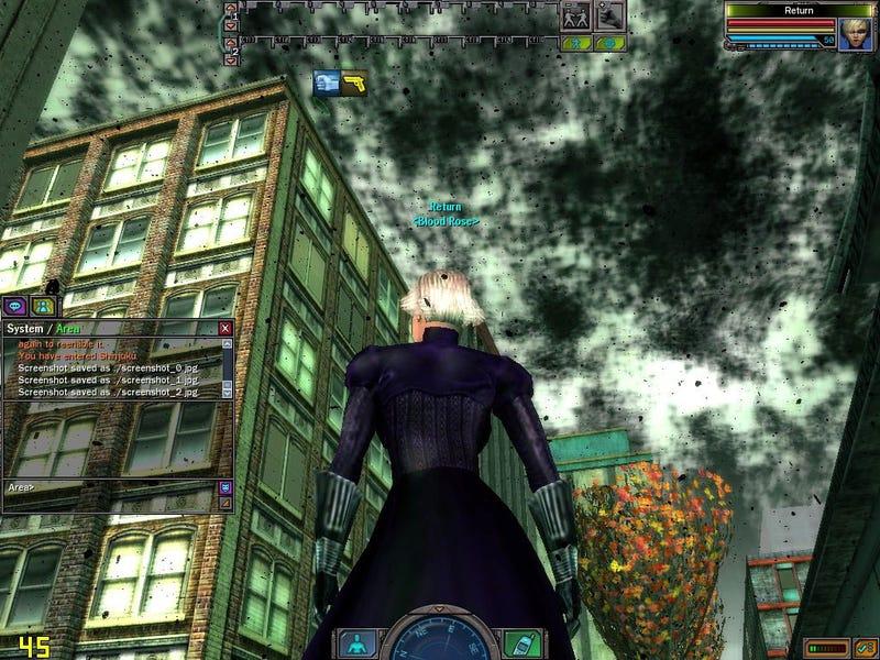 Illustration for article titled Goodbye, Matrix Online