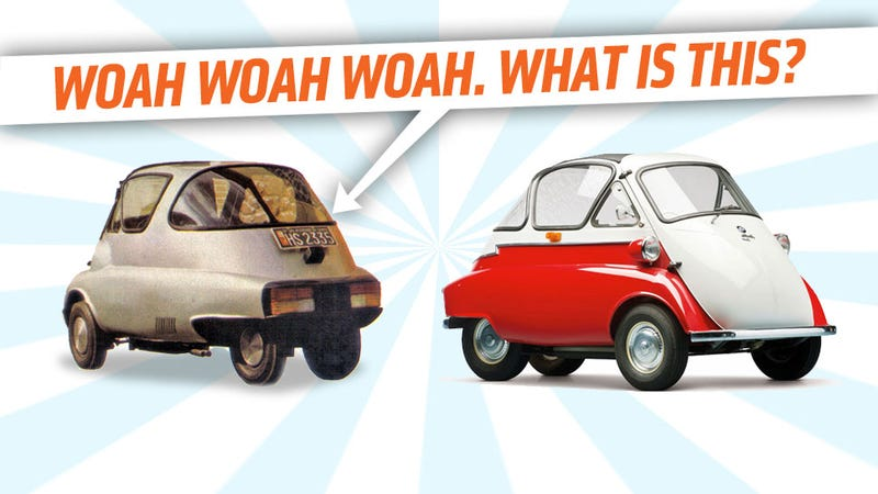 Illustration for article titled The Isetta Was Almost Reborn In 1980s Brazil