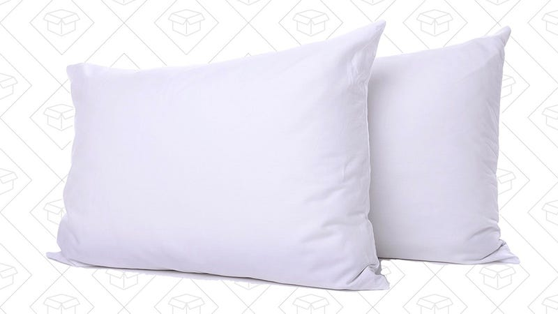 Extra Soft Down Filled Pillow for Stomach Sleepers | $91 | Amazon