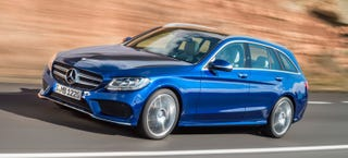Illustration for article titled 2015 Mercedes-Benz C-Class Estate: This Is It