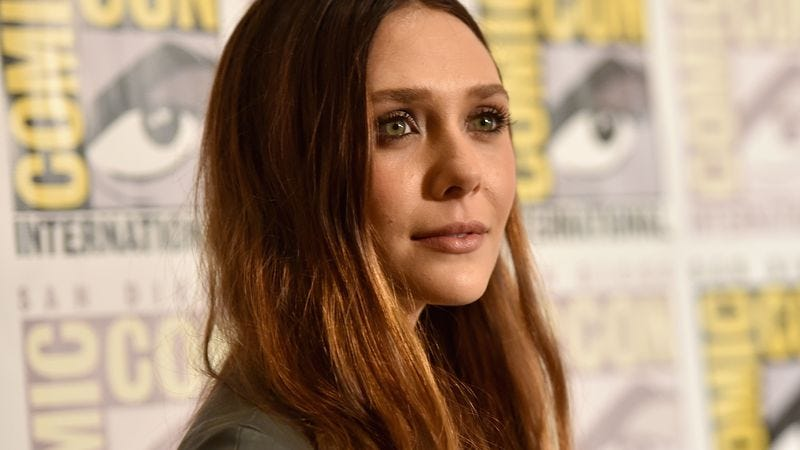 Elizabeth Olsen (Photo: Getty Images)