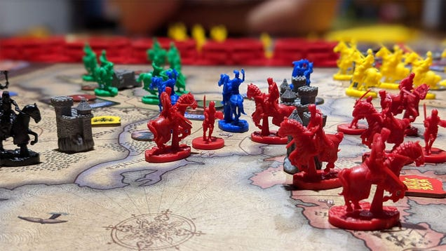 Board Games Are Having A Bad Time