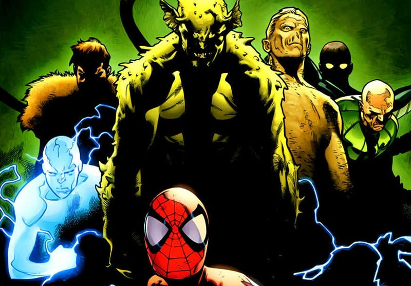 Illustration for article titled The Sinister Six Movie Could Still Happen After All, If Marvel Wants It
