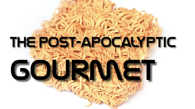 Illustration for article titled Could you really survive the apocalypse by eating freeze-dried food?