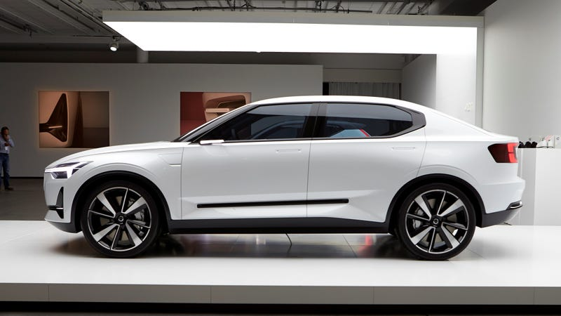 Volvo S First Electric Car Will Be A Hatchback Report