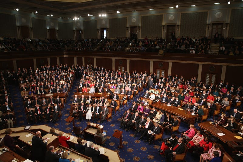 Members of the 114th Congress in 2015Chip Somodevilla/Getty Images