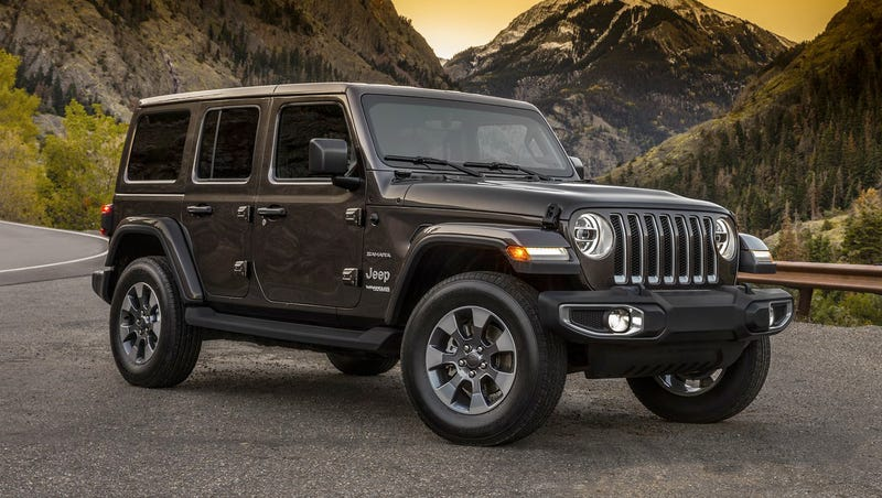 Illustration for article titled 2018 Jeep Wrangler: This Is Finally It