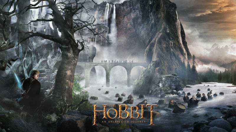 Illustration for article titled Did The Hobbit 2 use a consumer camera on a scene? (A GoPro)