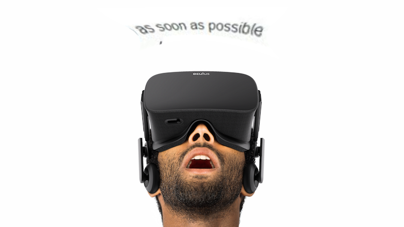 Illustration for article titled Oculus Founder Responds To Late Shipping Complaints [Update]