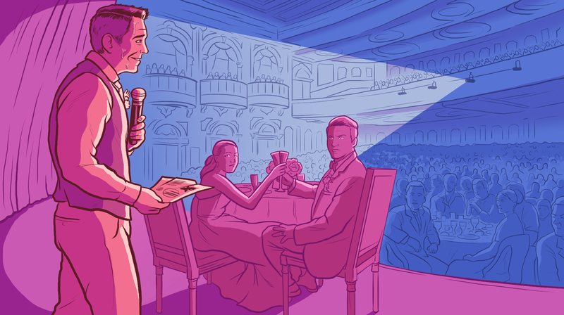 Illustration for article titled How to Be the Best Best Man You Can Be