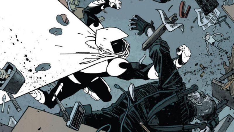Marvel Artists Walk Through The Creation Of Kickass Fight Sequences