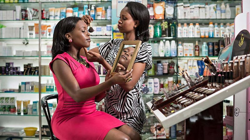 Illustration for article titled Led by Local Women, Makeup Sales Heat Up in Africa