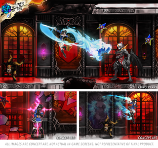 Illustration for article titled Bloodstained: Ritual of the Night Kickstarter [Updated]