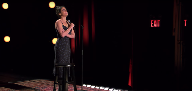 Jenny Slate conquers Stage Fright in the trailer for her first Netflix special