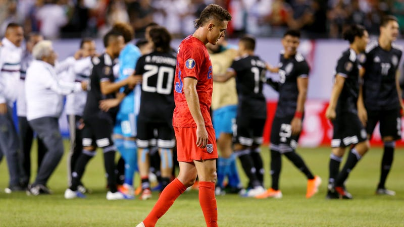 huge selection of cb292 f1eda The USMNT Lost The Gold Cup Final, And That's Probably OK