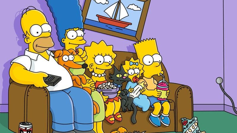Summarize The Simpsons in 10 episodes? That's unpossible
