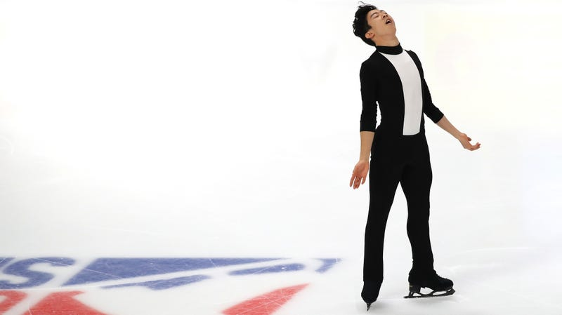 Illustration for article titled Nathan Chen Is Dominant, Again