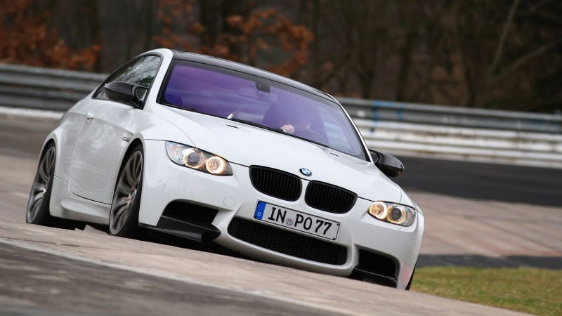 Illustration for article titled Your Ridiculously Cool BMW M3 Wallpaper Is Here